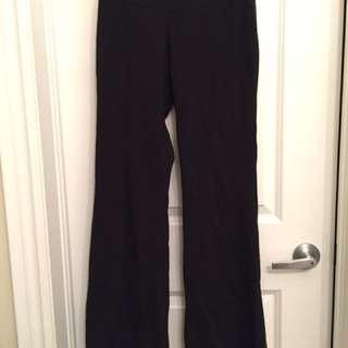 Black TNA Pants With Pocket