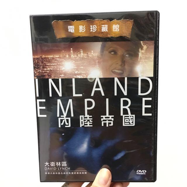大衛林區 Inland Empire 內陸帝國 正版DVD