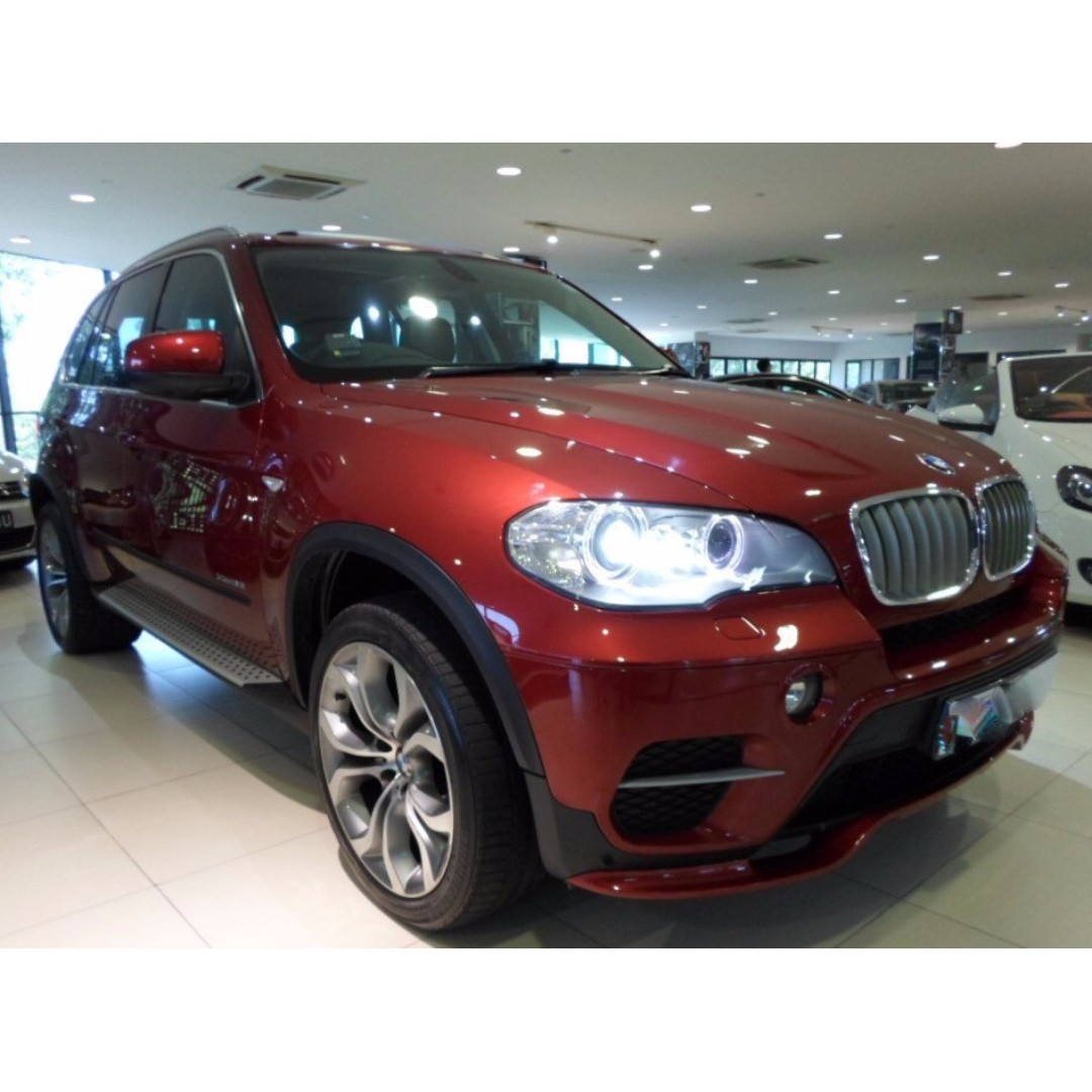 SUMMER PROMO BMW X XDrivei SUV LWB Seater For Short Term - 7 seater bmw suv