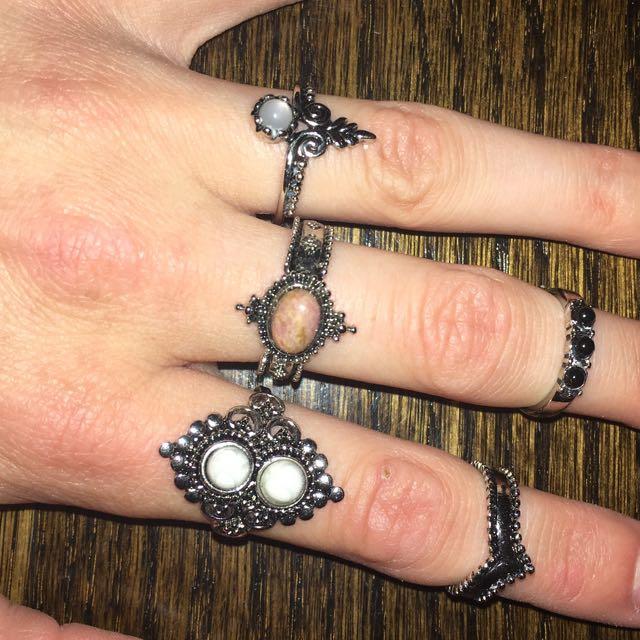 Aldo Rings