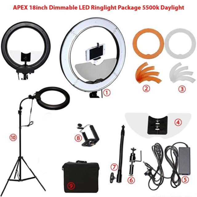 Apex Ringlight