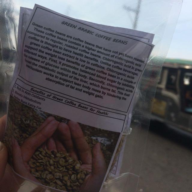 Arabica Green Coffee Bean