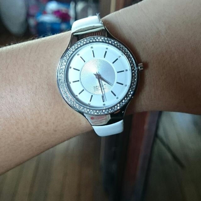 Auth Esprit Stainless Watch