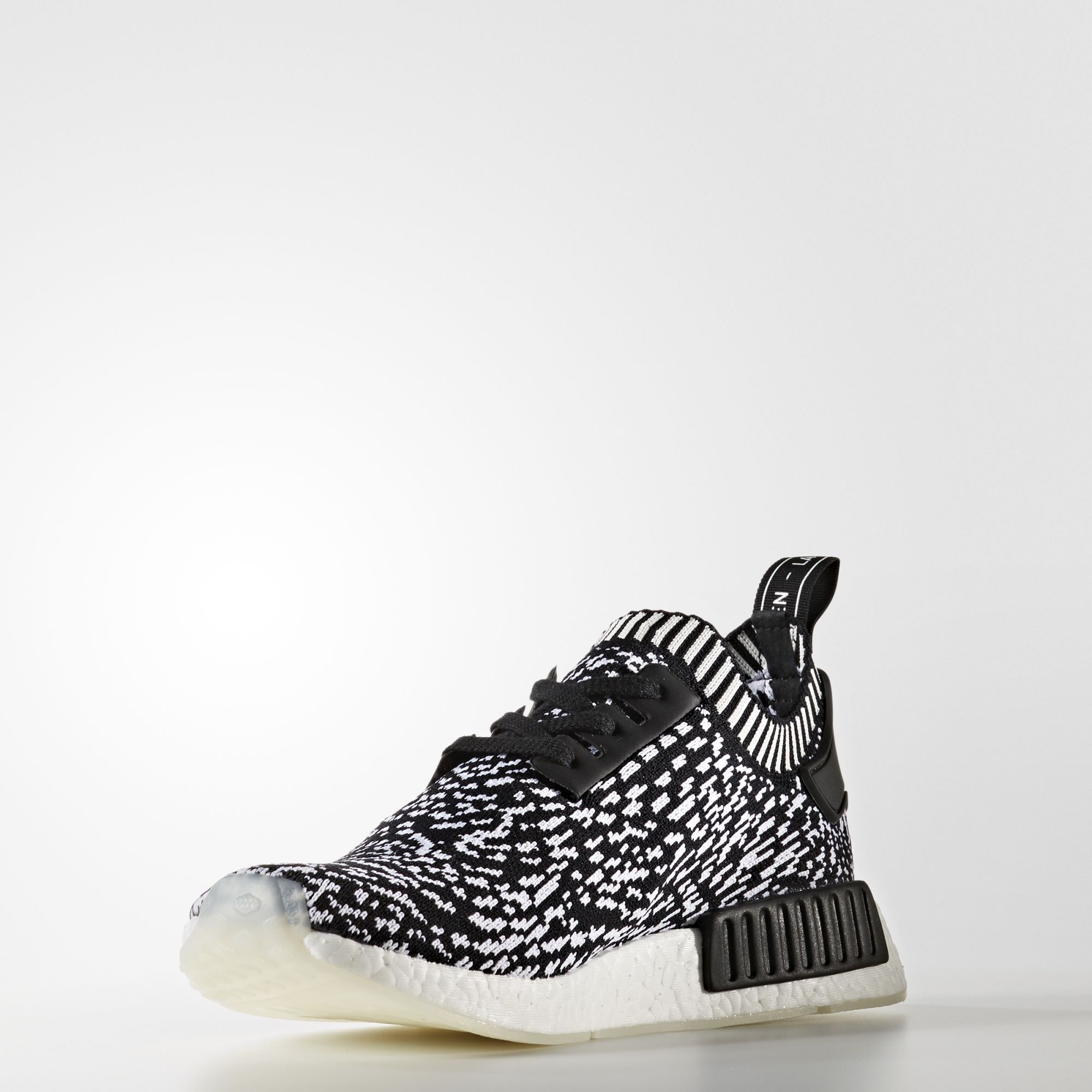 premium selection 55002 1517f Authentic] Adidas NMD R1 PK Black Zebra Stripes, Sports ...