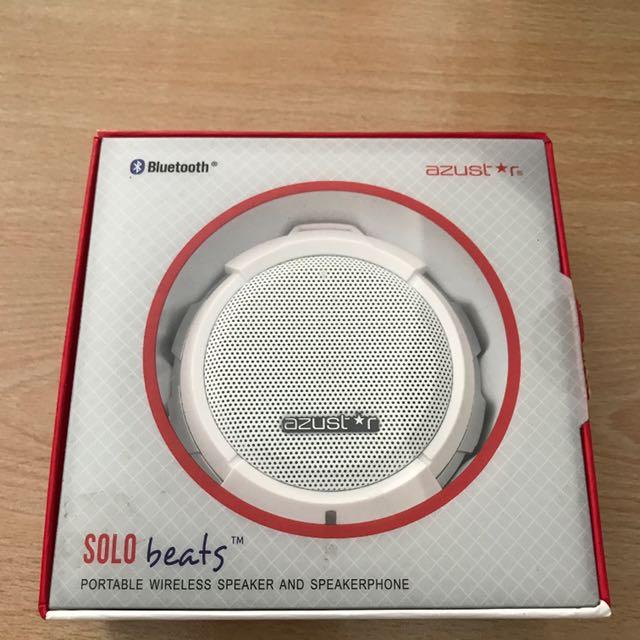 Azustar Bluetooth Speaker