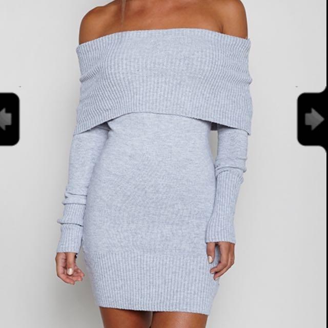 Babyboo Amber Knit Dress