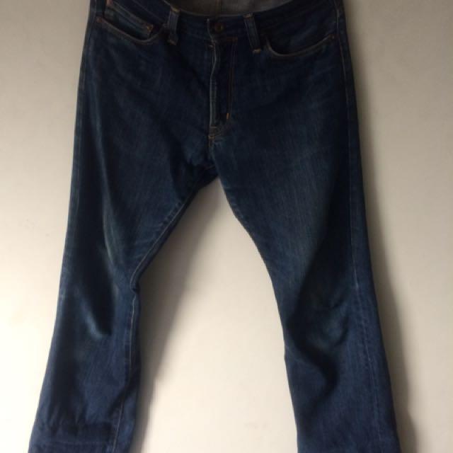 Back Number Jeans Vintage Premium