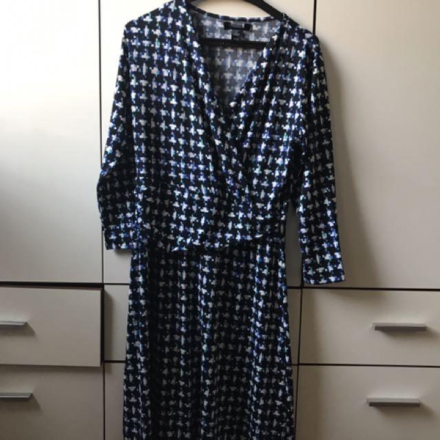 Baju Dress Cantik Kalau Dipakai Jatuh Di Badan Dan Kelihatan Slimmer
