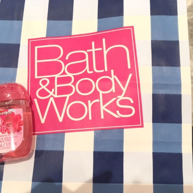 Bath and Body Works Pocketbac