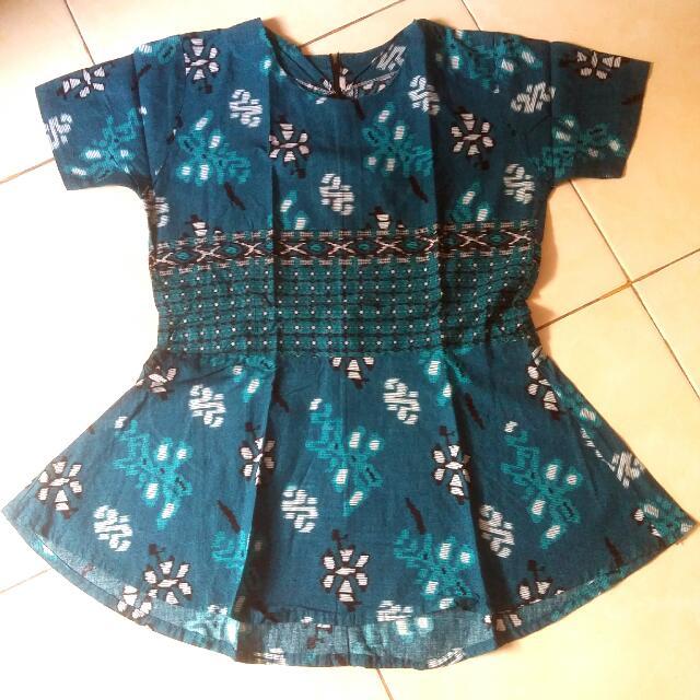 Batik Tosca Cantik