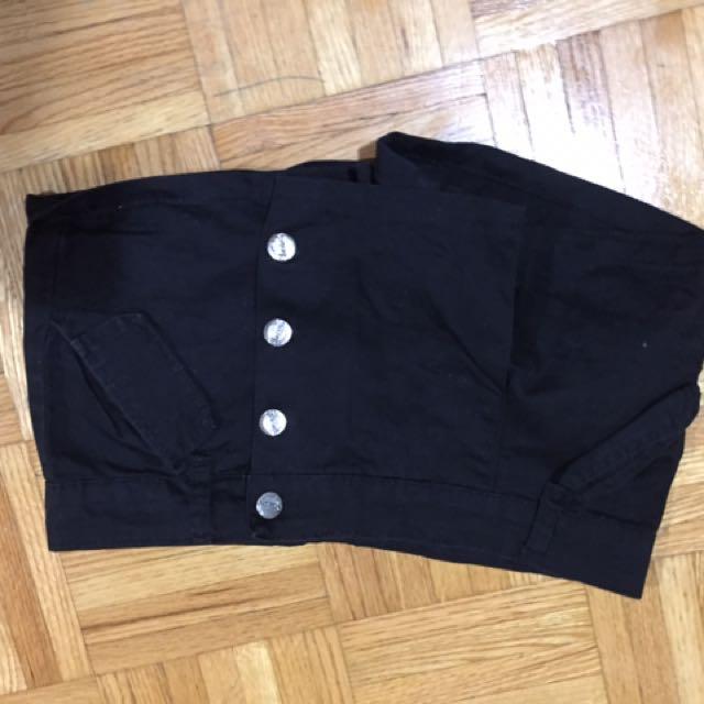 Black Panskirt