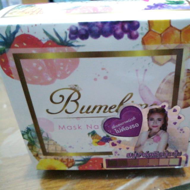 Bumebine Soap.   pm me 09777730959