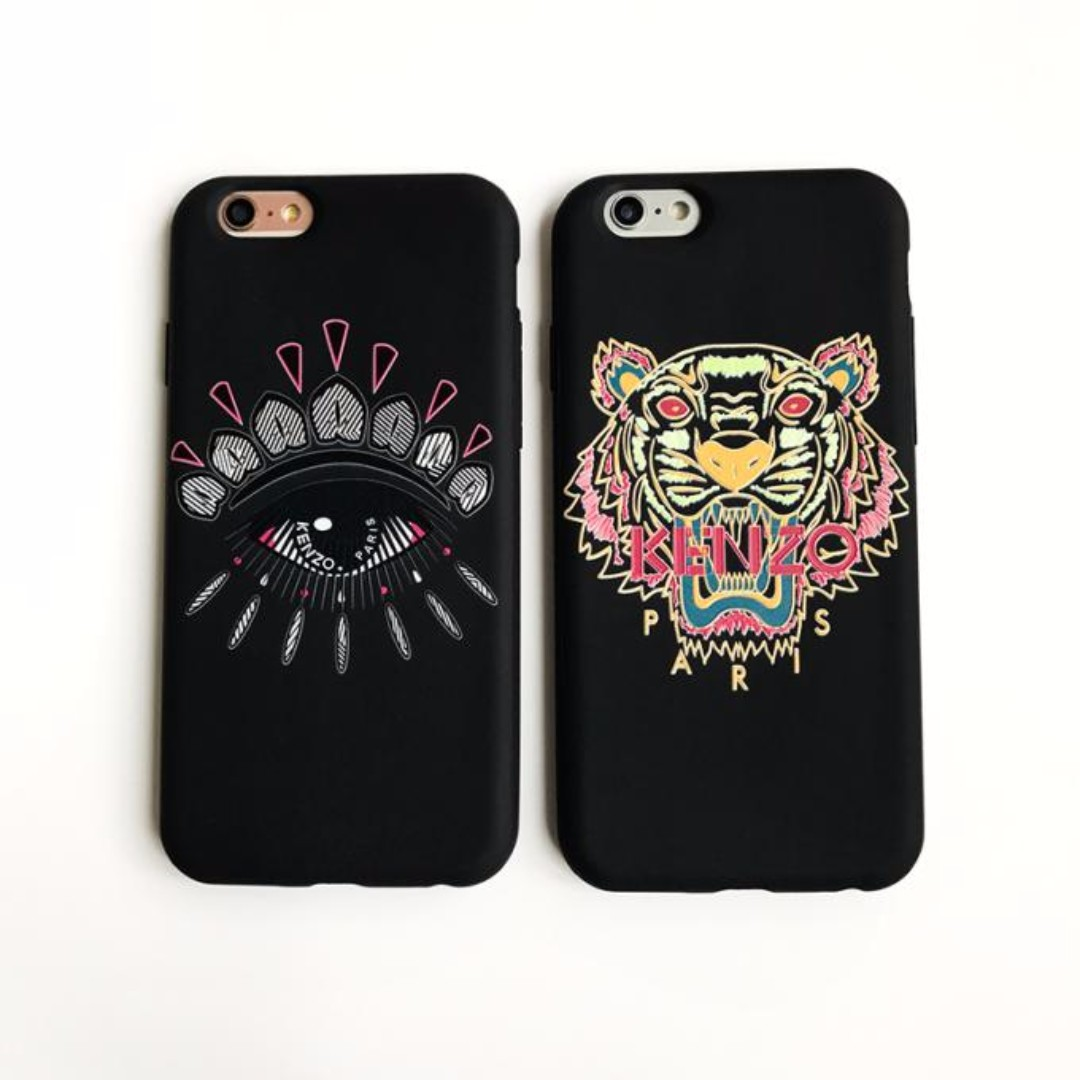 Favori New Designs Kenzo Inspired Eye & Tiger Mobile Hand HP Phone  ZK13