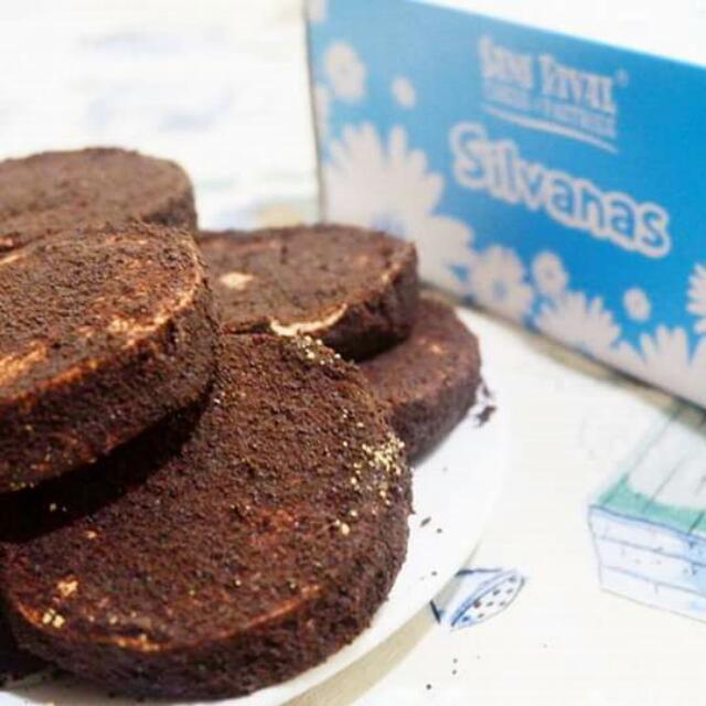 SANS RIVAL Chocolate Silvanas