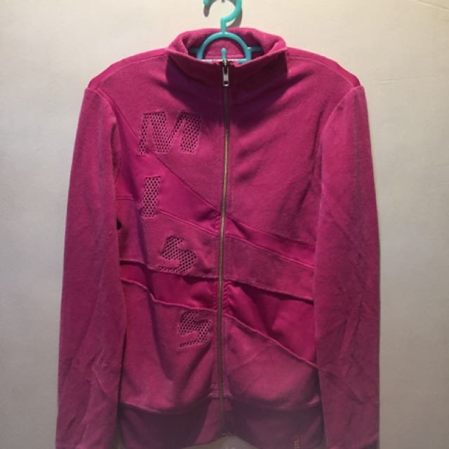 Closed Neck Jacket