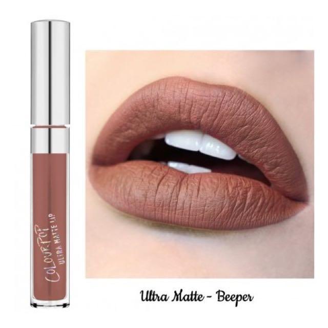 Colourpop Matte Lipstick - Beeper