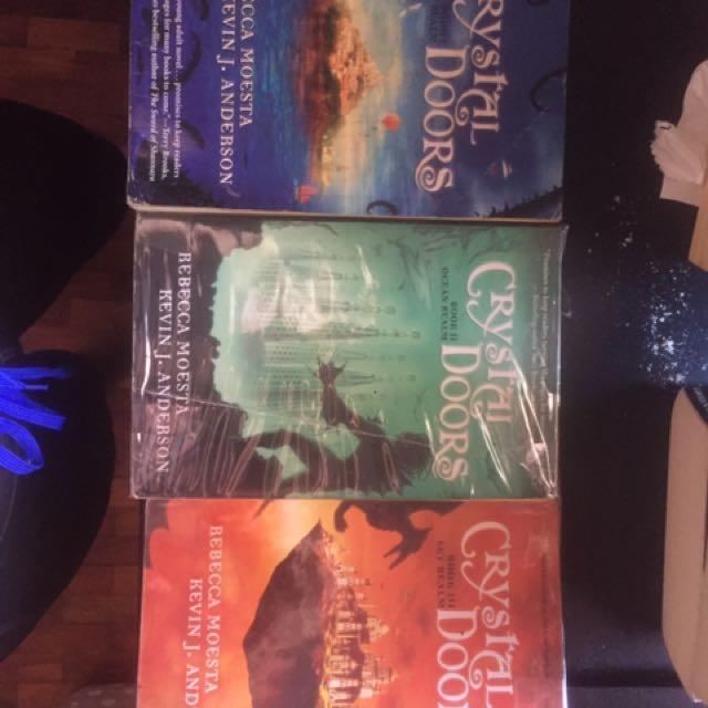 Crystal Doors Book Series