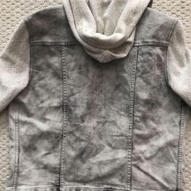 Denim Jacket From Express