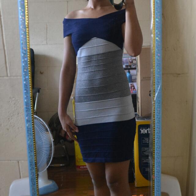 Off Shoulder Dress 1
