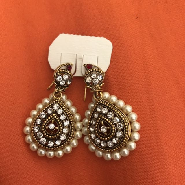 Earrings $10/each