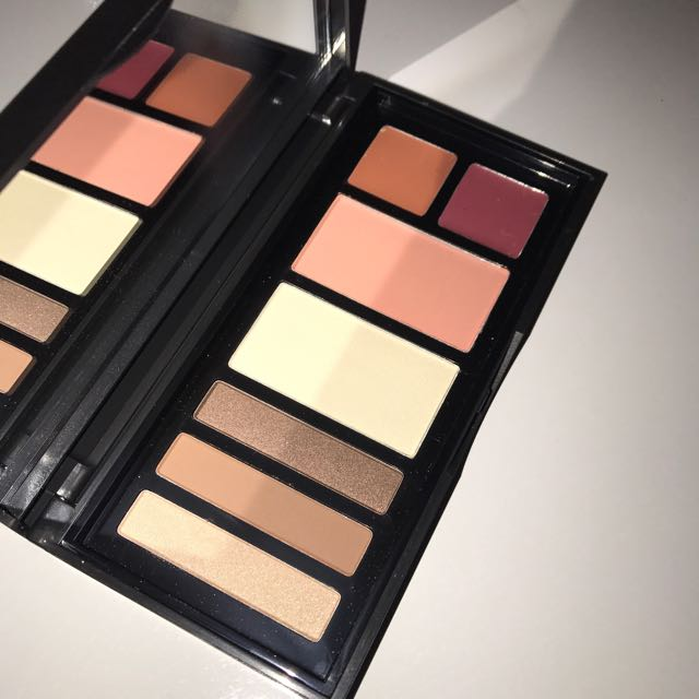 ELF Perfect Face Palette - Nude