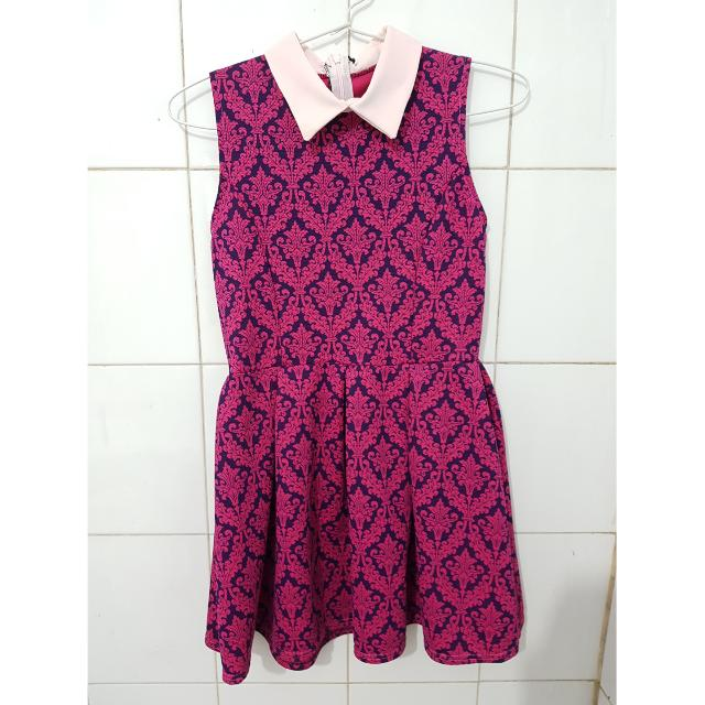 Enchanteur Dress