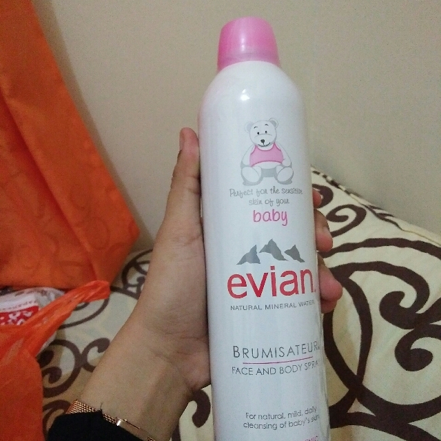 Evian Spray