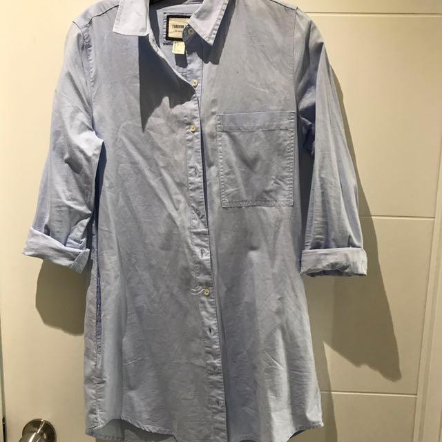 Forever 21 Shirt-Dress
