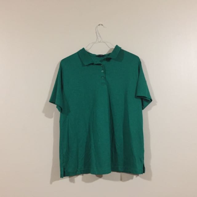 Fresh Green Oversized T Shirt