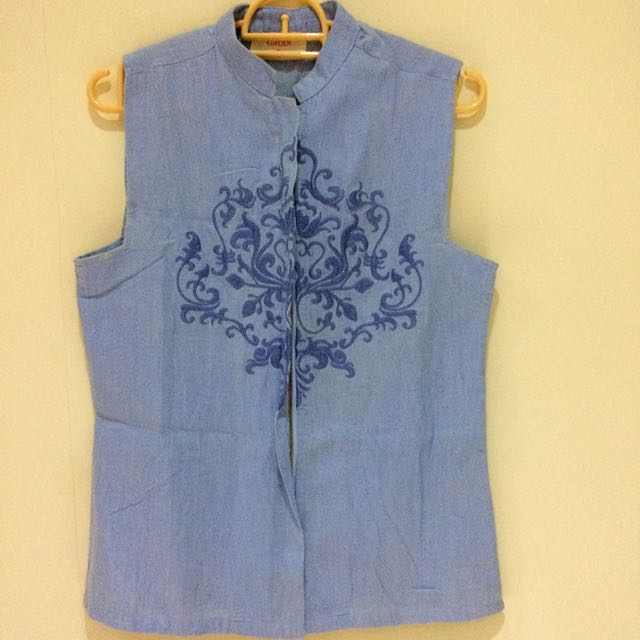 Gaudi Denim Top