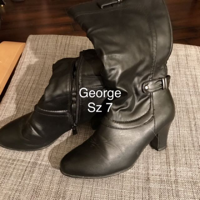 George  Boots