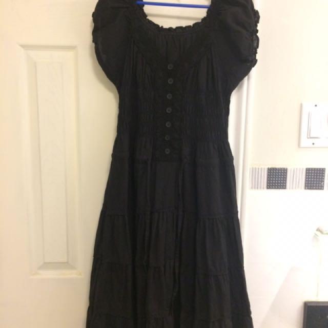 Gothic Style Dress