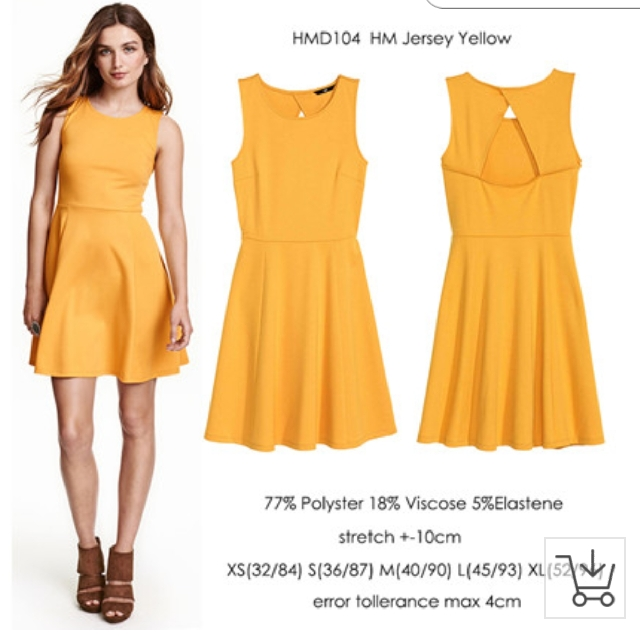 H n M Dress