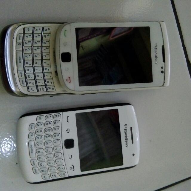 Hp BB Touch 9800 & BB APOLO 9630