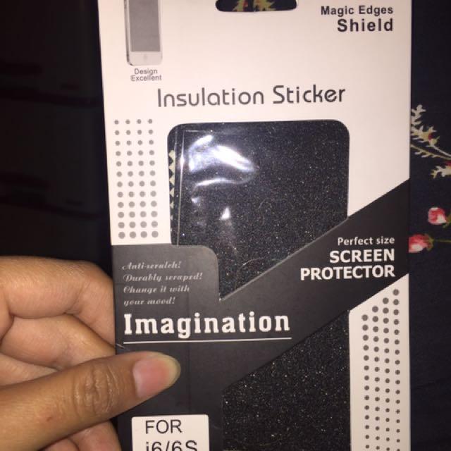 Insulation Sticker