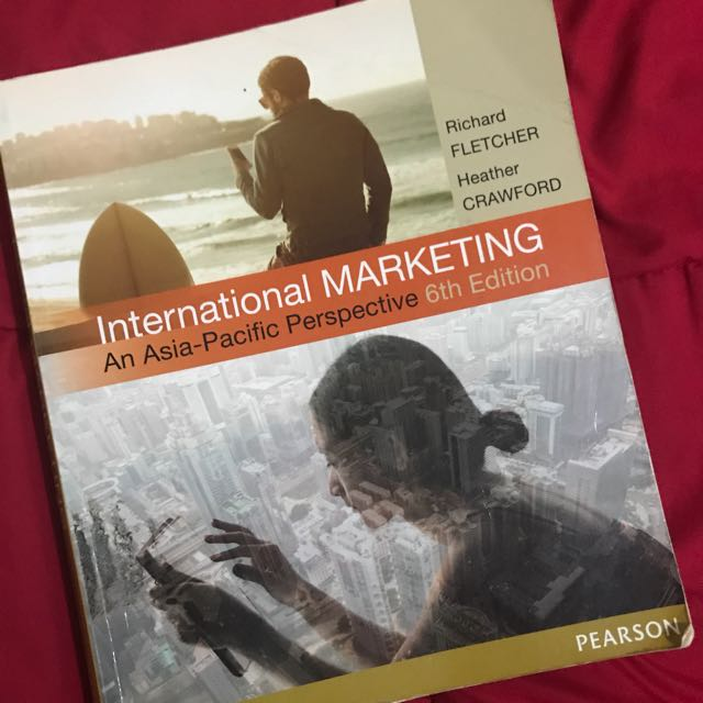 International Marketing: An Asia-Pacific Perspective (6th ed)