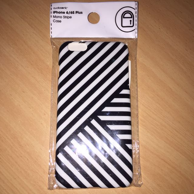 iPhone 6/6s Plus Stripe Case