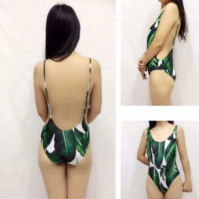 Isla 1 Low back Swimsuit