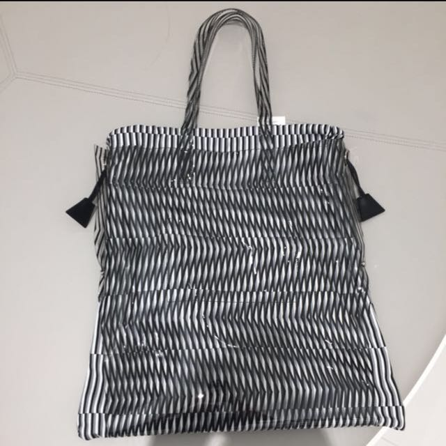 issey miyake pleats please moire bag