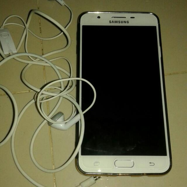 J7 Prime 3 32GB White Gold Elektronik Telepon Seluler Di Carousell