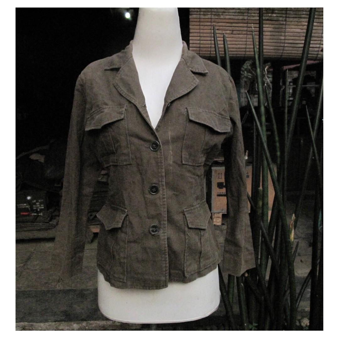 Jacket/ Blazer Army