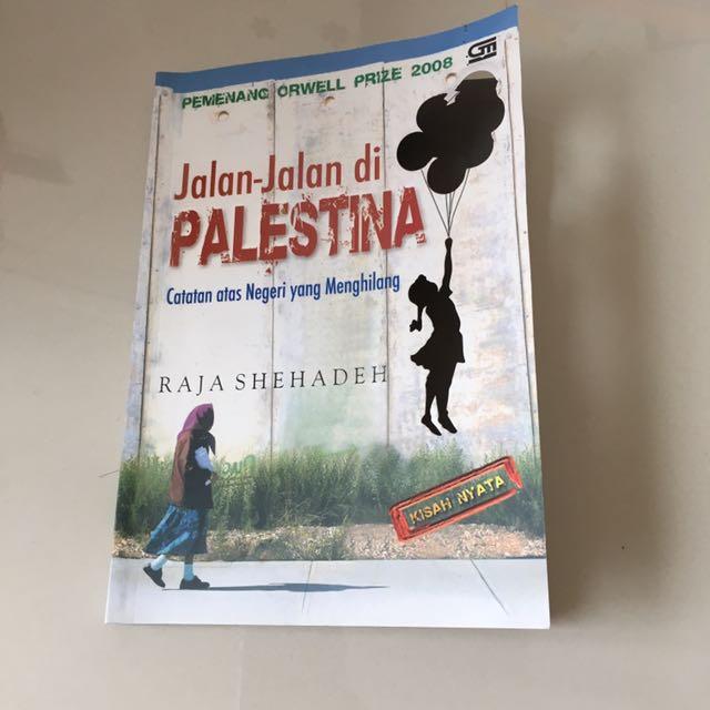 Jalan-jalan Di Palestina