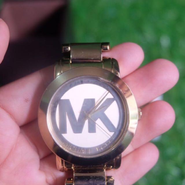 Jam Tangan MK Kondisi