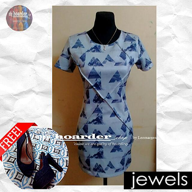 Jewels DL. Bailey Dress + FREE Shoes