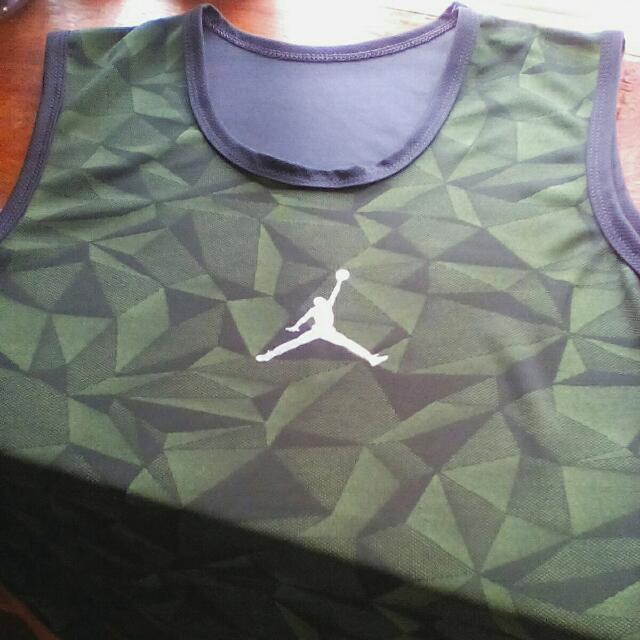 Jordan Green Jersey