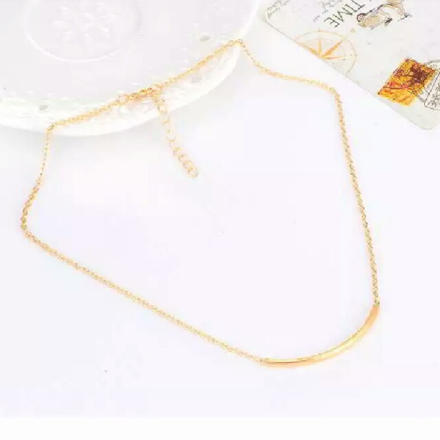 Kalung Metal Gold