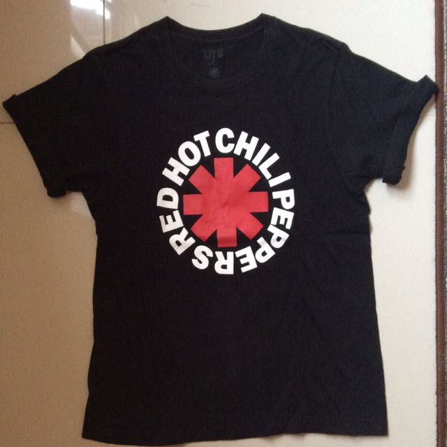 Kaos Band Red Hot Chili Peppers