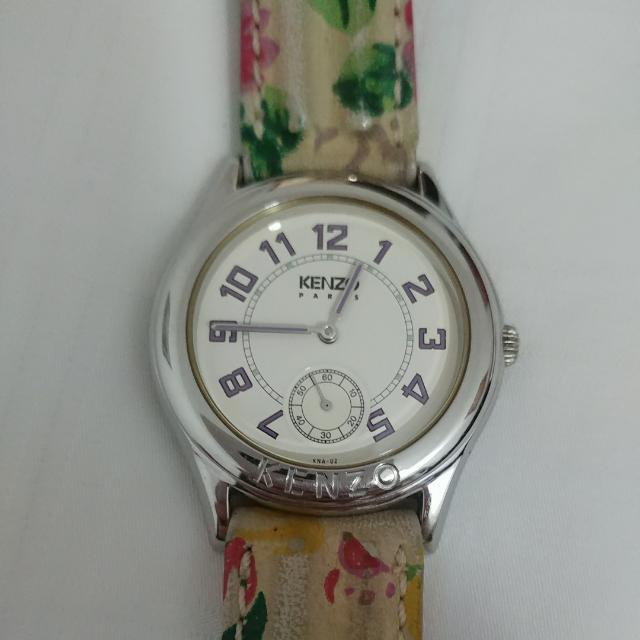 a8c45c19 Watch from Kenzo (authentic), Luxury, Watches on Carousell