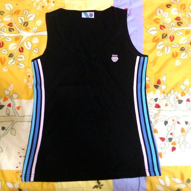 K-SWISS 運動背心/短褲套裝