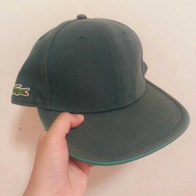 ed1d1edd LACOSTE ORIGINAL CAP, Men's Fashion, Accessories, Caps & Hats on ...